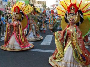 Karnawał Wysp Kanaryjskich